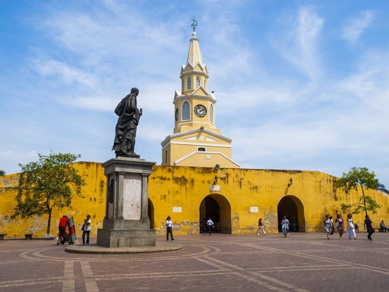 Verão chegando: saiba por que escolher Cartagena como destino de viagem